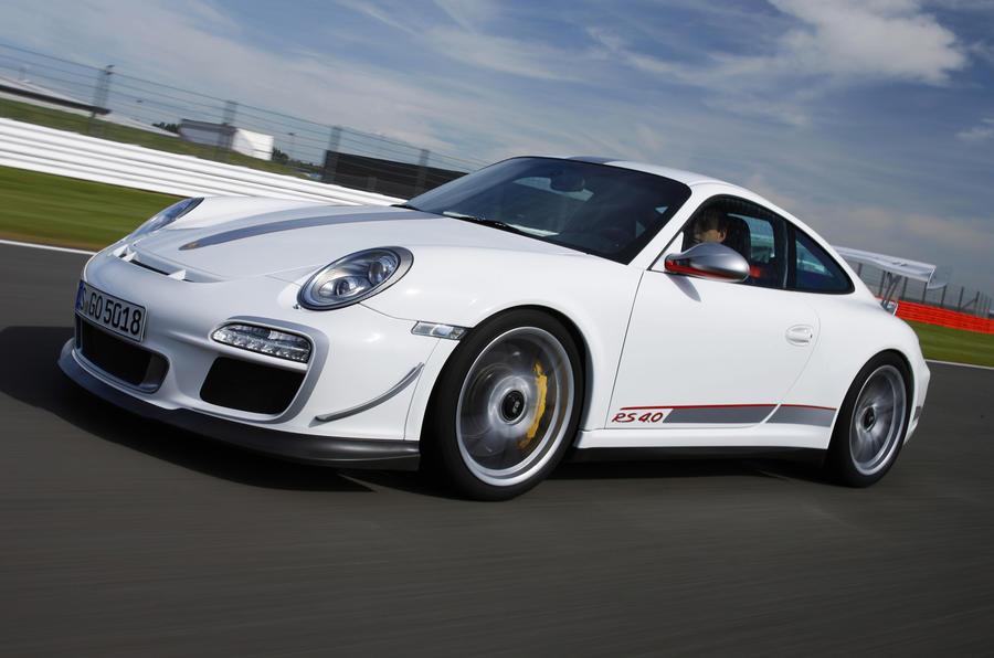 £128,466 Porsche 911 GT3 RS 4.0