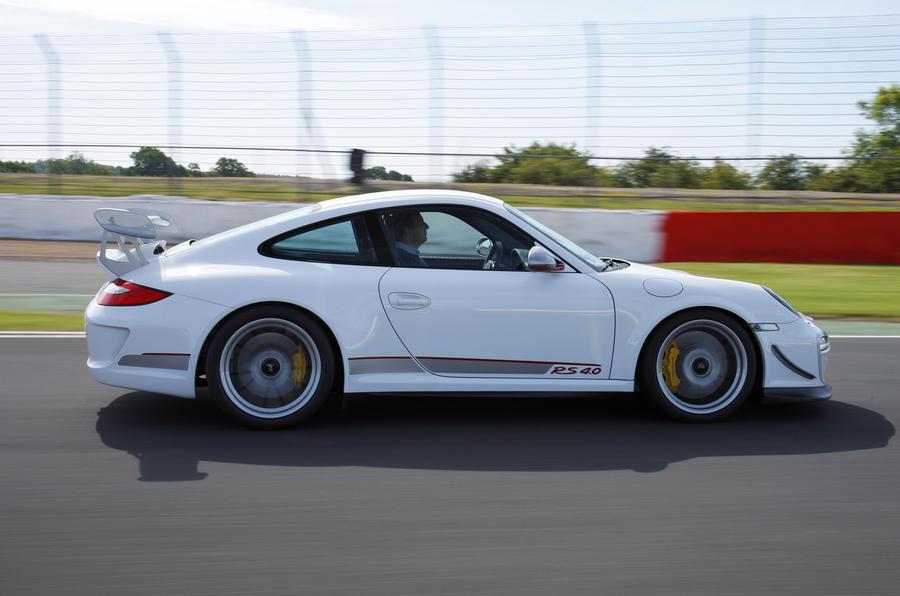 The 493bhp Porsche 911 GT3 RS 4.0