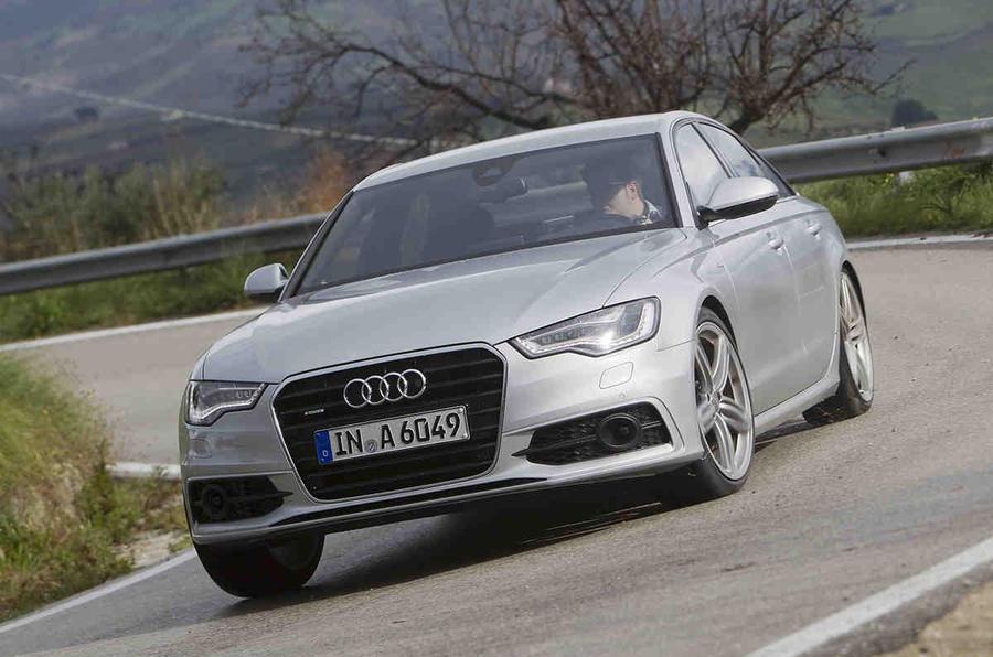 Audi A TDI Quattro Review Autocar - Audi a 6