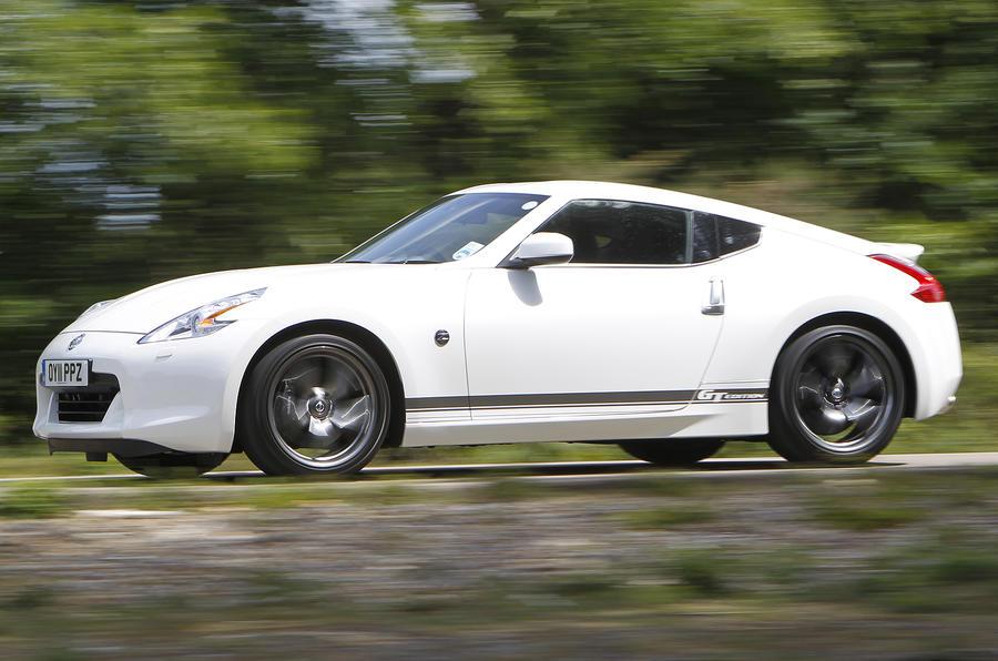 £35,000 Nissan 370Z GT Edition