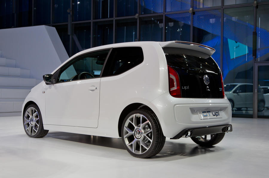 Volkswagen Up GT rear