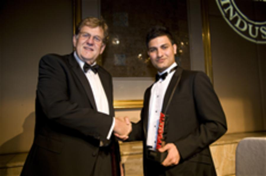 Young car design award winner announced