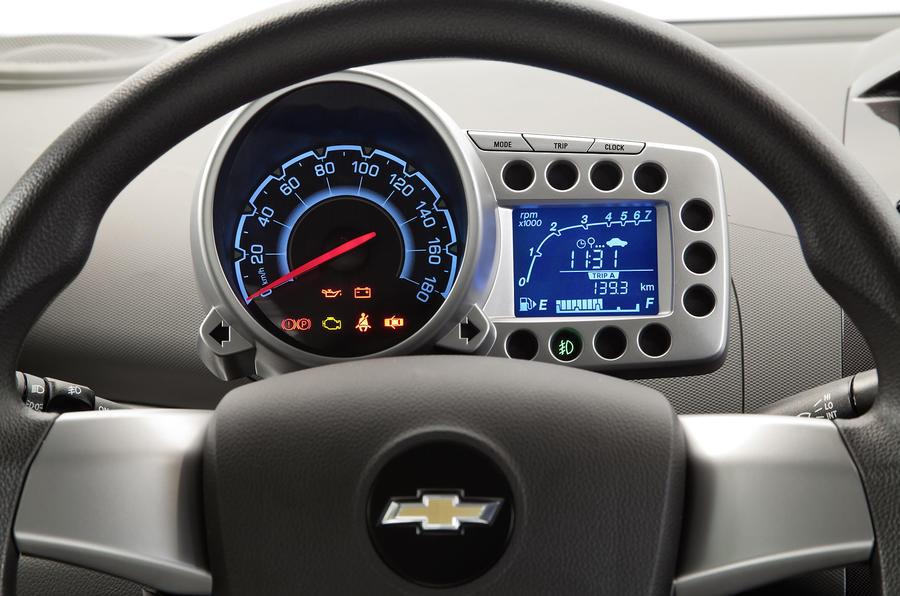 Chevy Spark Price >> Chevrolet Spark 1.2 LS review | Autocar