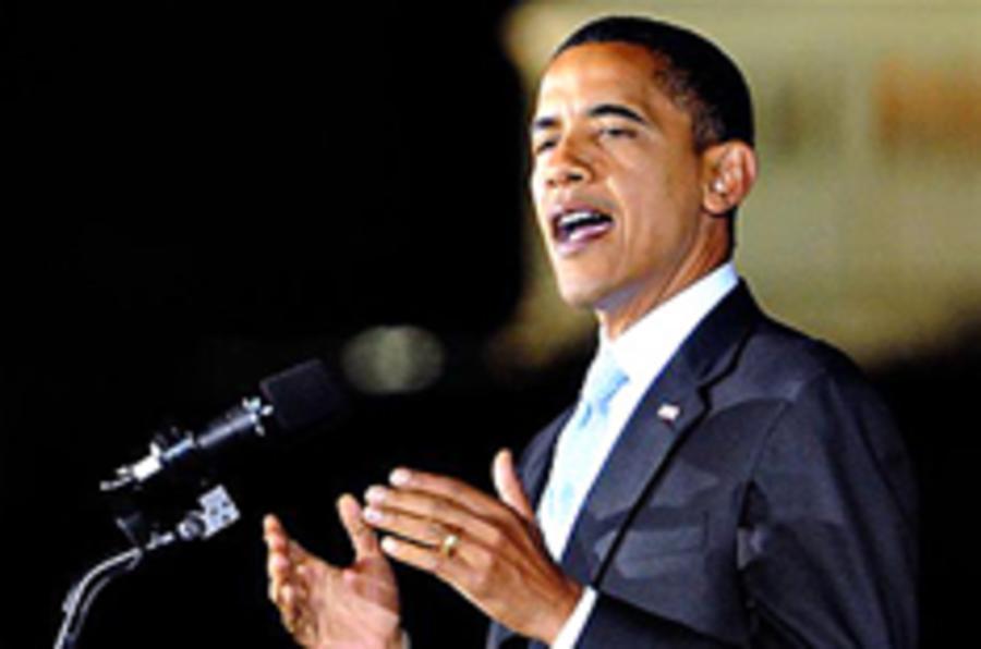 Obama tough on GM, Chrysler