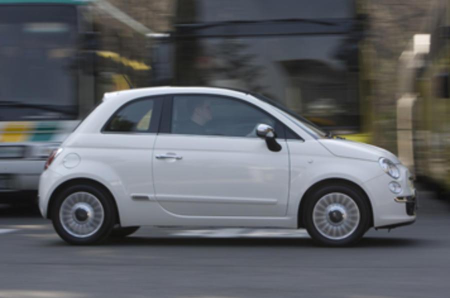 Fiat 500 1.2 Dualogic