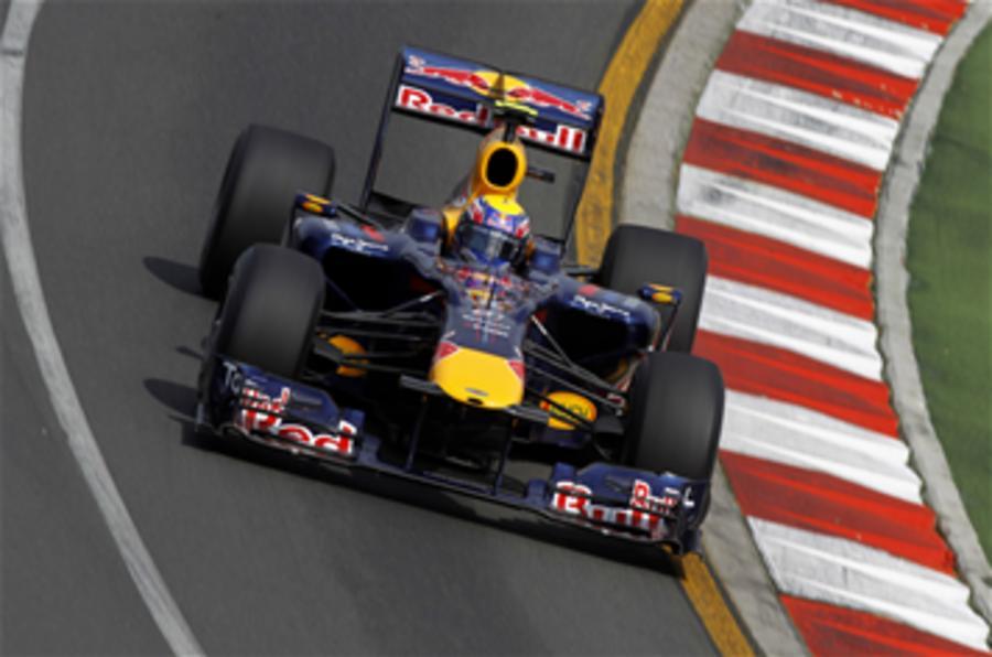 Vettel takes Oz F1 pole