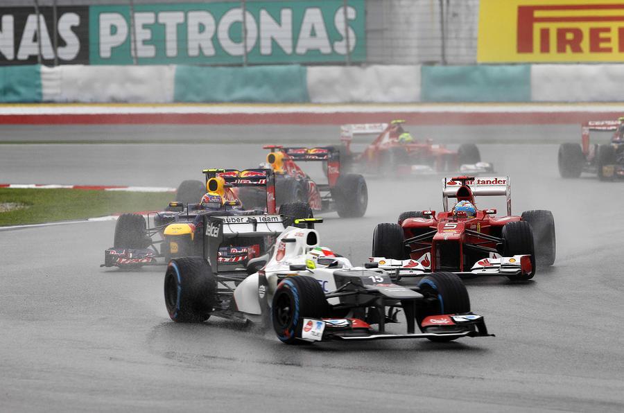 Alonso hails 'sweet' Malaysia victory