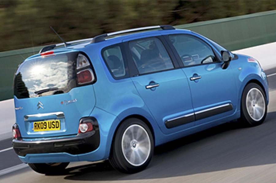 Citroën C3 Picasso 1.6 HDi 90 VT