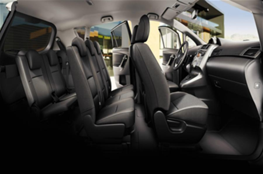 toyota verso 2 0 d 4d 5dr mpv review autocar. Black Bedroom Furniture Sets. Home Design Ideas