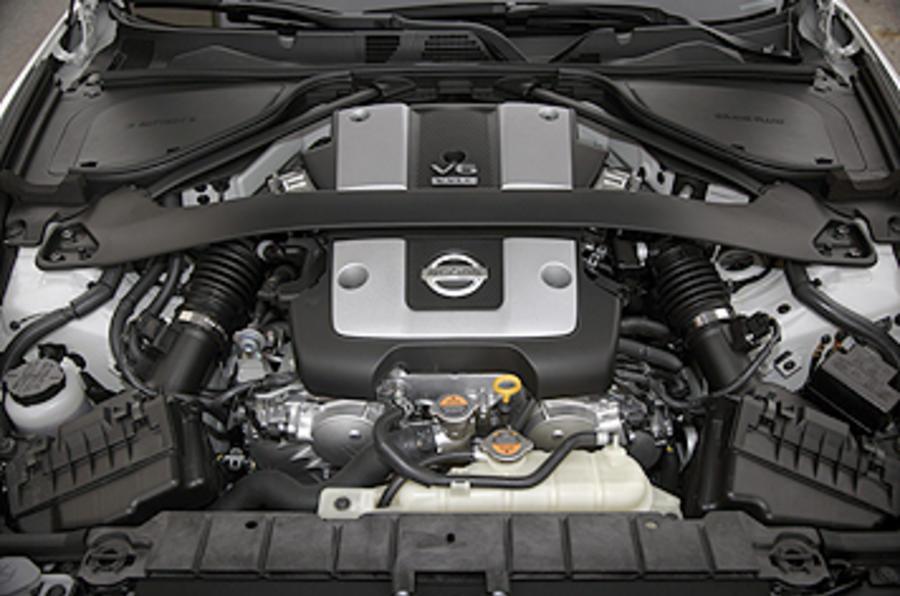 Nissan 370Z 3.7 V6 GT 2dr Coupe