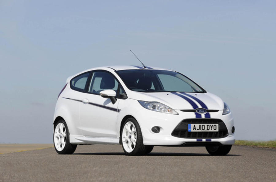 Sporty Ford Fiesta launched