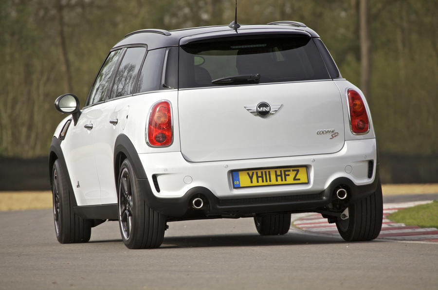 mini countryman sd all4 review autocar. Black Bedroom Furniture Sets. Home Design Ideas