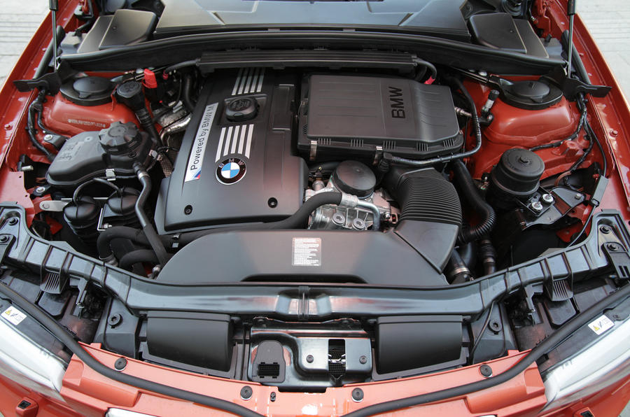 3.0-litre BMW 1 Series M Coupé engine