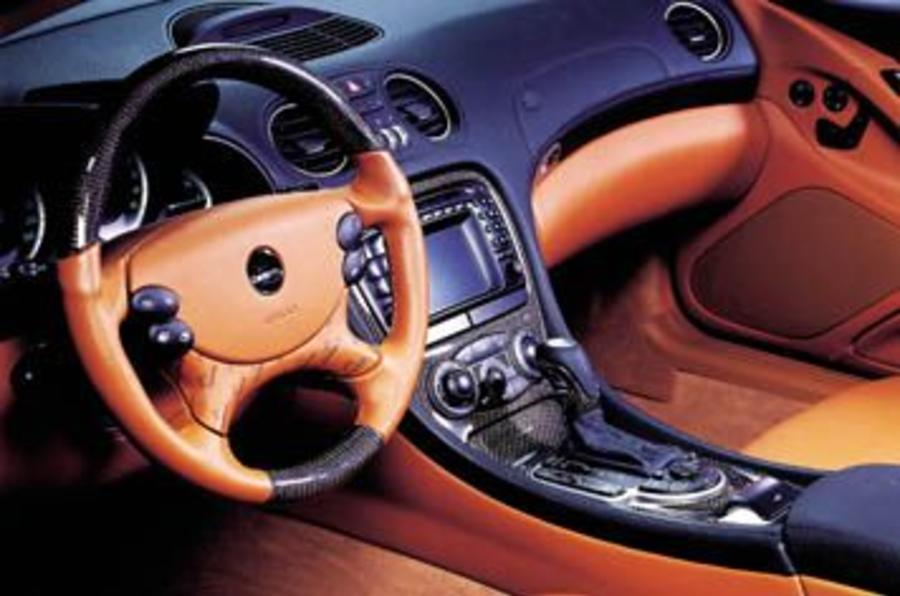 Carlsson Mercedes-Benz SL55 AMG