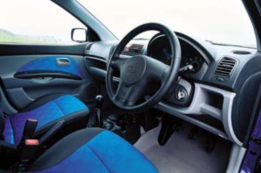 Kia Picanto 1.1 SE