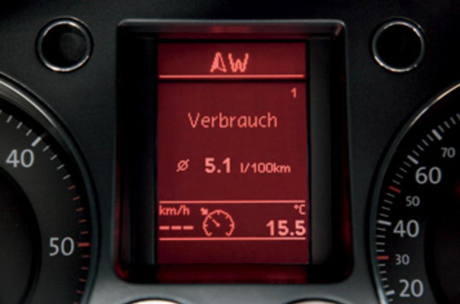 VW Passat Blue Motion
