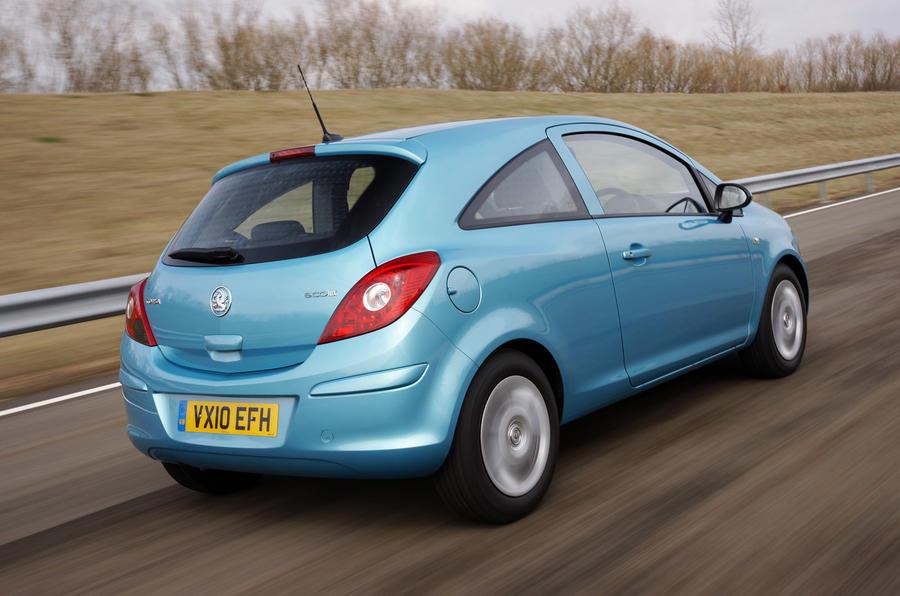 Vauxhall Corsa 1.3CDTi Ecoflex