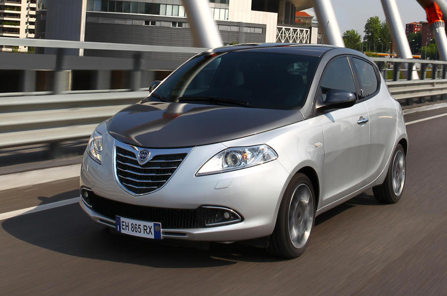 Chrysler Ypsilon 1.3 Multijet