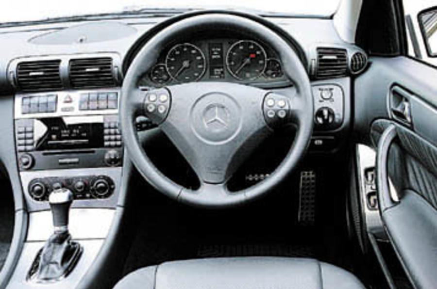 Mercedes C230 Review Autocar