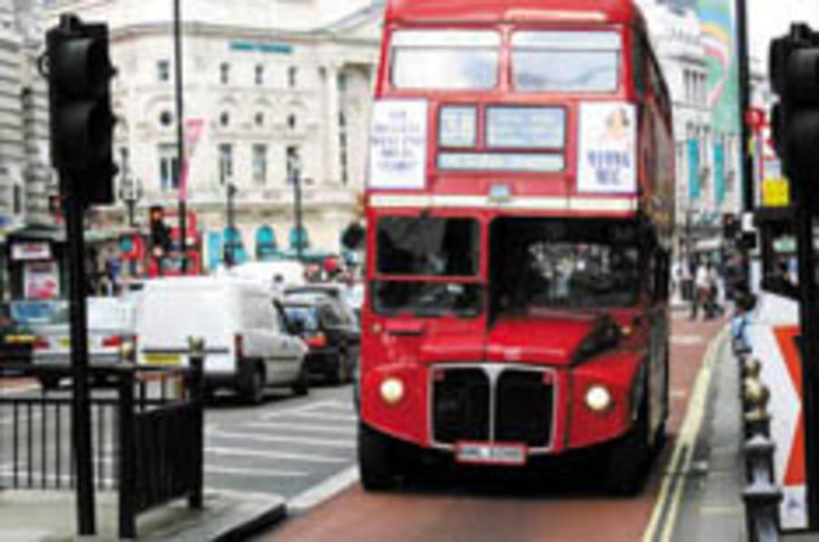 London breaks EU emissions limits