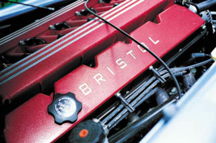 Bristol Fighter V10 S