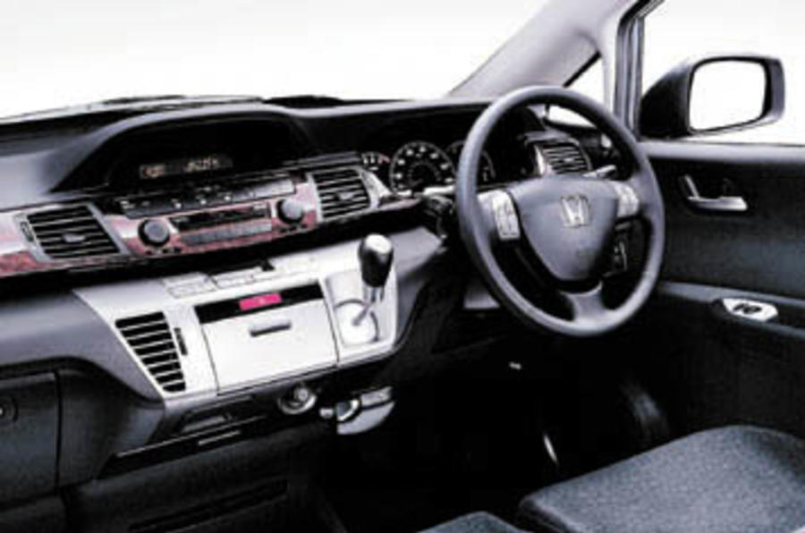 Honda FR-V i-CTDi