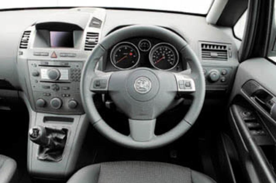 Vauxhall Zafira 1.9 CDTi