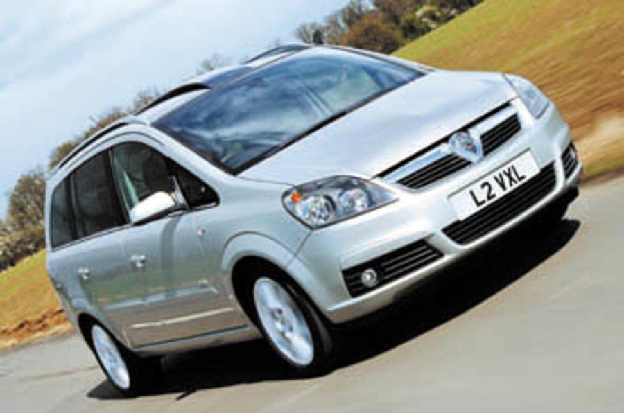 vauxhall zafira 1 9 cdti review autocar. Black Bedroom Furniture Sets. Home Design Ideas