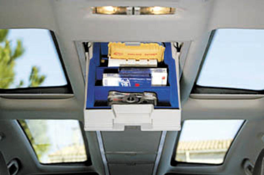 Vauxhall Zafira 1 9 Cdti Review Autocar