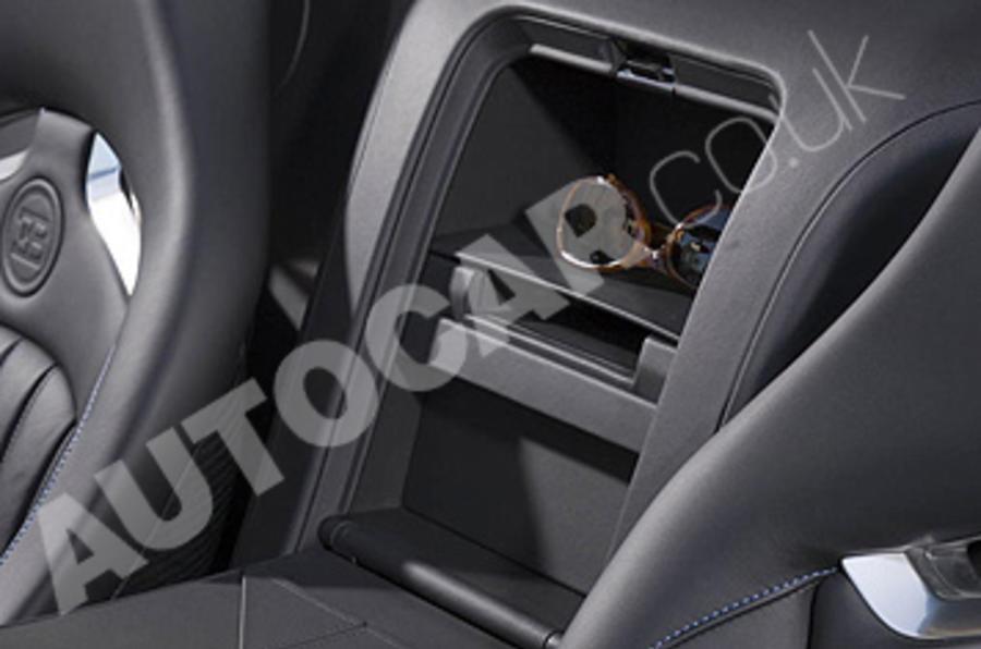 Bugatti Veyron 16.4 Grand Sport storage box