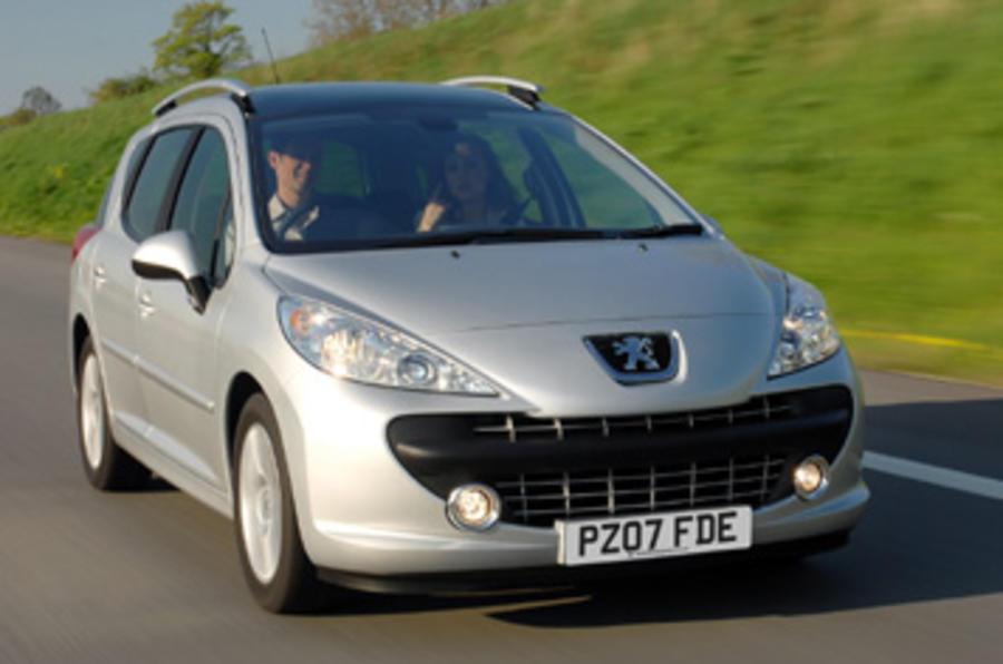 Peugeot 207 Sw 1 6 Vti Review Autocar
