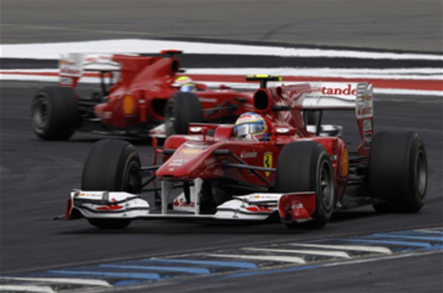 Ferrari boss backs team orders