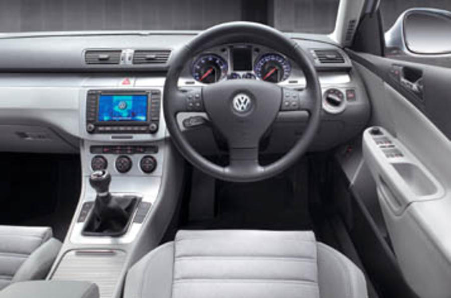 VW Passat 2.0 TDI 140