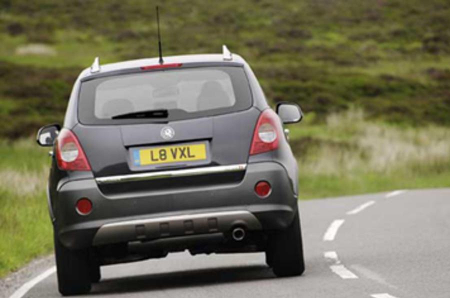 Vauxhall Antara 2.0 CDTi S