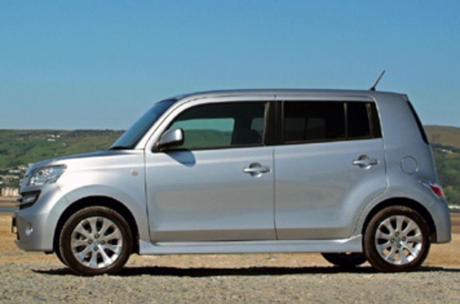 Daihatsu Materia First Drive Review Review