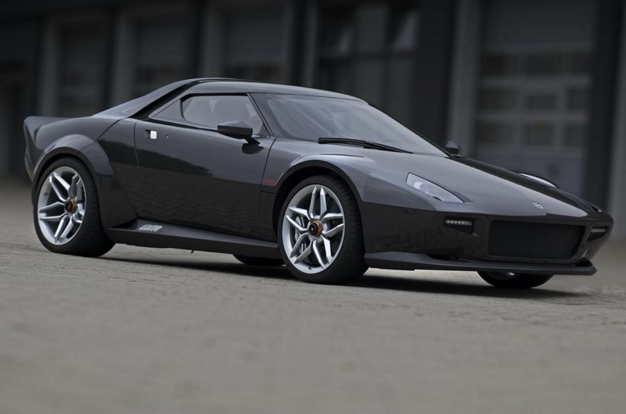 533bhp Lancia Stratos Concept