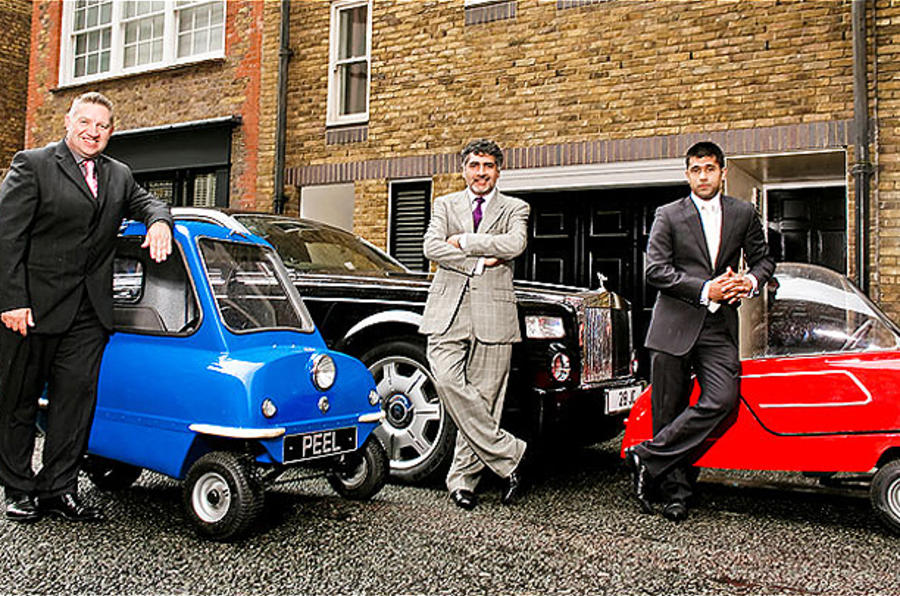 Peel microcars to make comeback