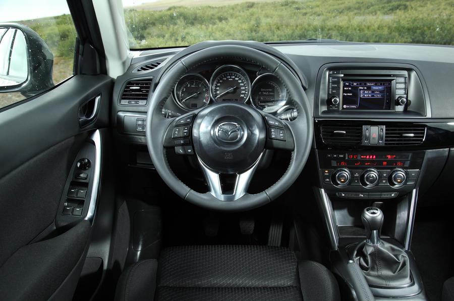 Mazda Cx 5 2 0 Manual Review Autocar