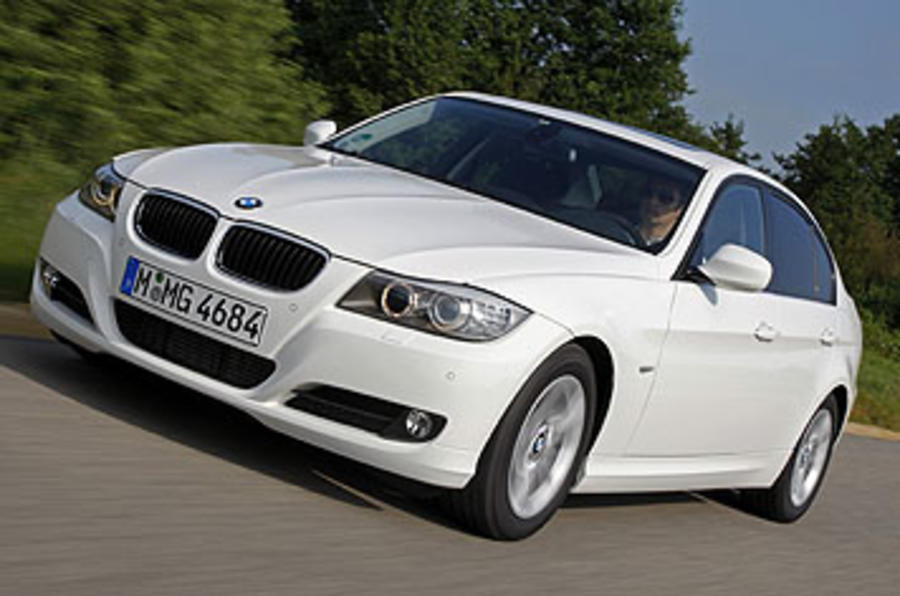 BMW 320d Efficient Dynamics