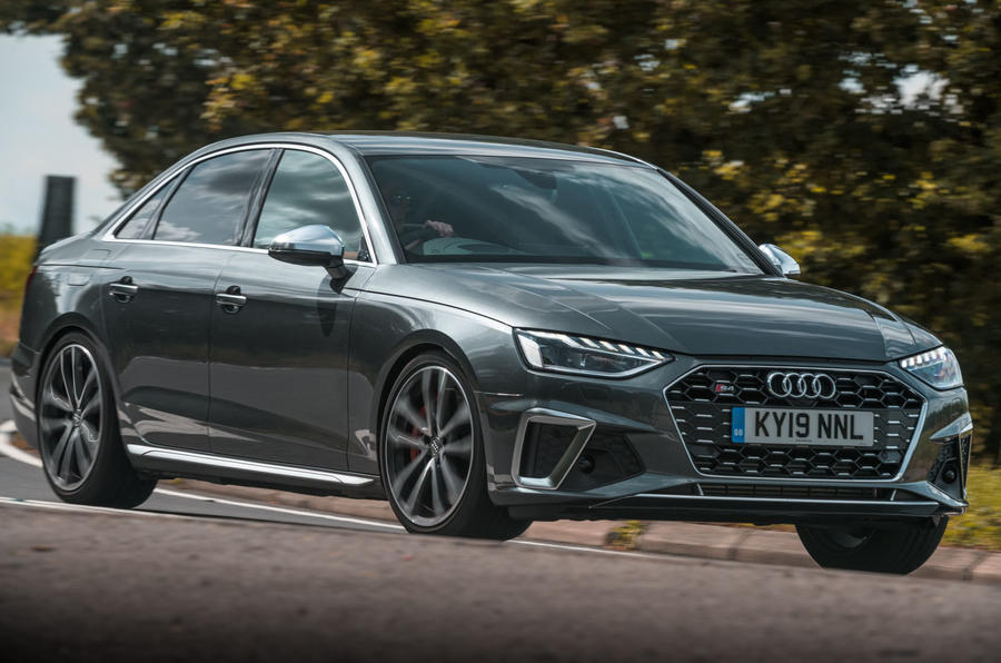Audi S4 TDI 2019 road test review - on the road right
