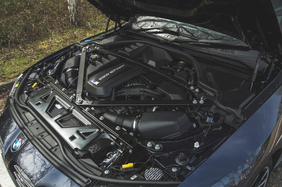 27 BMW M4 Competition 2021 RT moteur