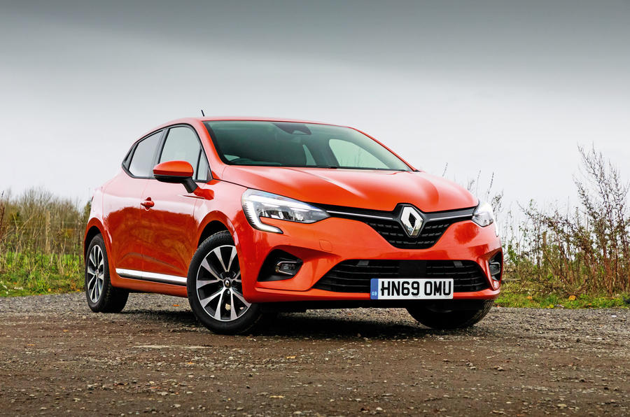 Renault Clio 2019 road test review - static