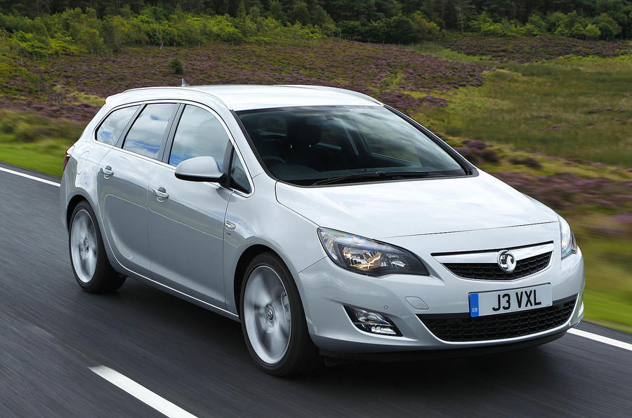 Awesome Vauxhall Astra Sports Tourer ...