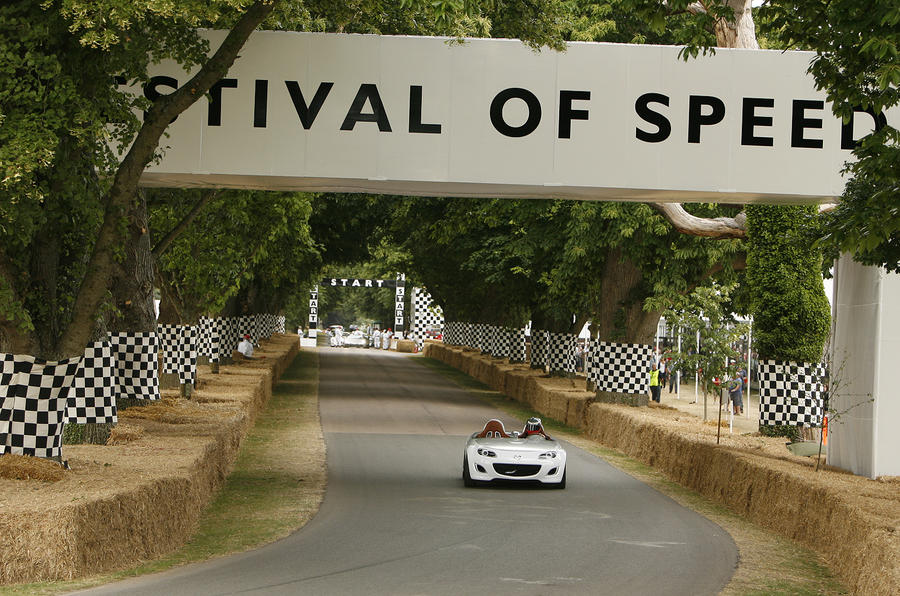 Goodwood Festival report + pics