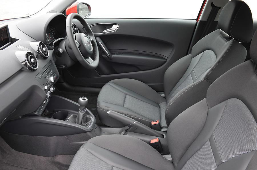 Audi A1 1 6 Tdi Sport Review Autocar