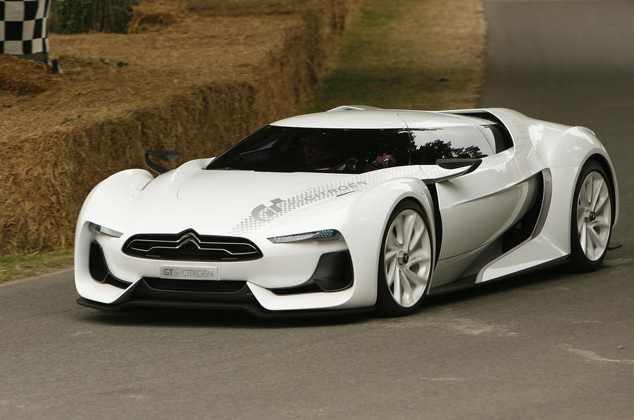 GT by Citroen 'under evaluaton'