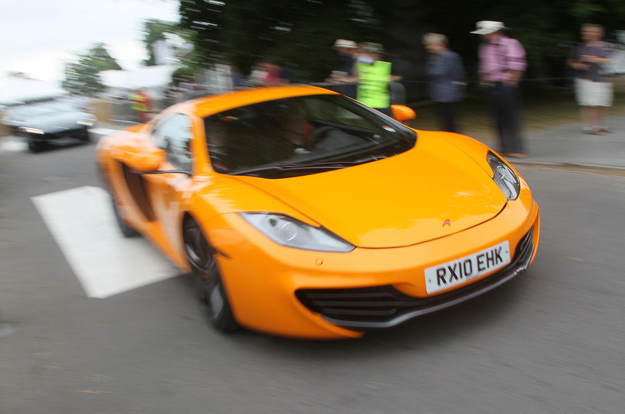 £40m loan for McLaren factory
