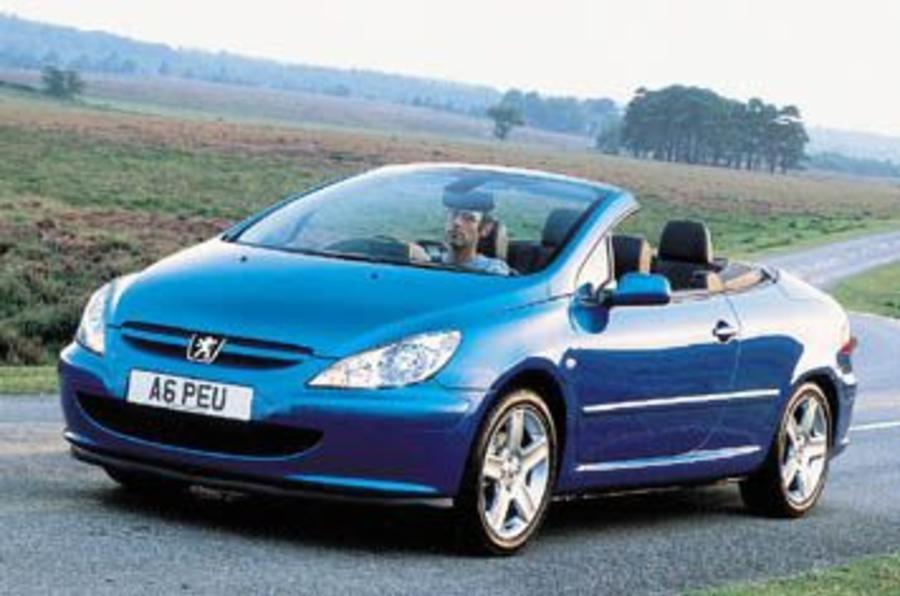 peugeot 307 cc 2.0 16v review | autocar
