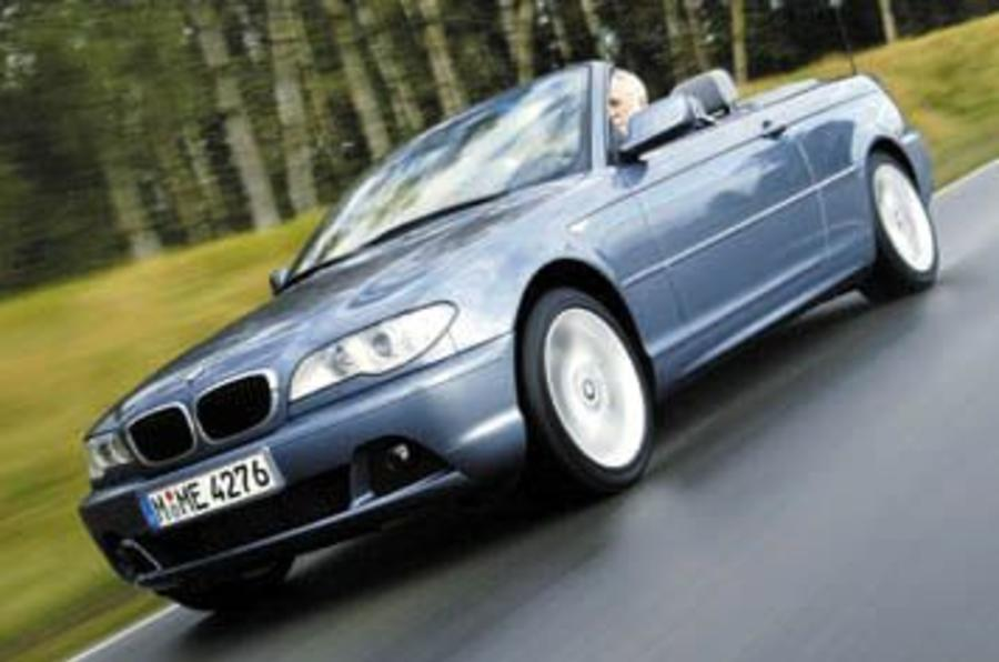 Diesel soft-top is no road burner