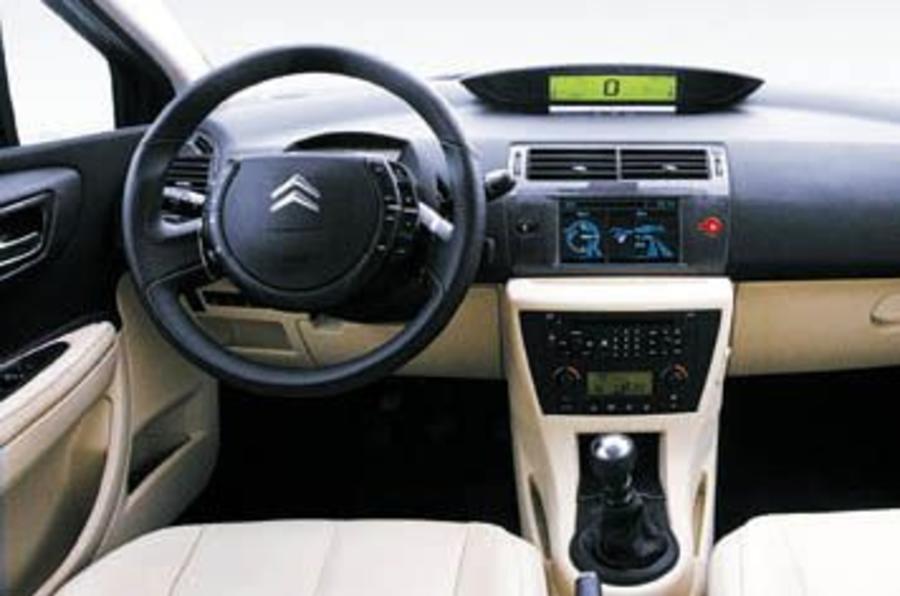 Citroën C4 2.0 HDi VTR